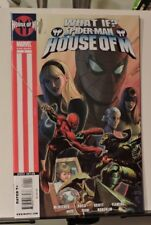 What If? Spider-Man House of M #1  Feb 2010