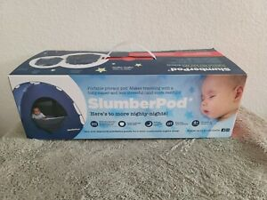 Slumberpod  Navy - Privacy Sleep Pod for Baby.. See pictures & Description.