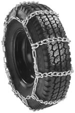 Rud Mud Service Single Truck Tire Chains Free Shipping Size: 275/70R22.5