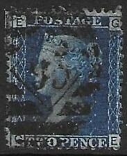 SG46 2d BLUE (PLATE 14), USED