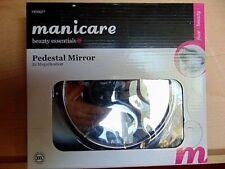 Manicare Beauty Essentials Pedestal Mirror - BRAND NEW, BOXED, UNUSED!!