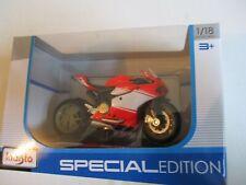 Miniature Moto Maisto Mais39300 BMW R 1100 RS 1/18