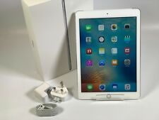 Apple iPad Air 2 128GB, Wi-Fi + 4G (Unlocked), 9.7in - Silver EXCELLENT, GRADE A