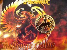 Senator John Barrasso WY VIP Custom Challenge Coin by Phoenix Challenge Coins