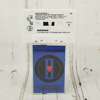 Love and Rockets cassette Seventh Dream Of Teenage Heaven 1985 BAUHAUS