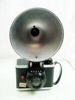1953 Ansco Readyflash Art Deco Film Camera w/ flash | Tested | $12 | #137I |