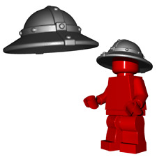 Kettle helmet for Lego minifigure accessories
