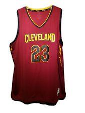 Cleveland Cavaliers Lebron James Fanatics Jersey XL