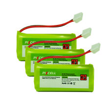 3X New Cordless Phone Battery NIMH AAA*2 800mAh 2.4V for VTech BT284342 BT184342