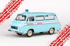 Skoda 1203 Police car / public security / militia /  (1974)  /Abrex /1:43