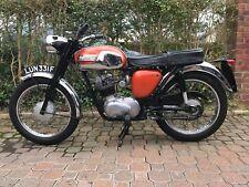 triumph tiger cub bantam model 1968