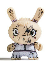 kidrobot The Bots Scared Silly Dunny Vinyl Mini Figure You Crack Me Up (Variant)