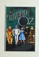 "THE WIZARD OF OZ  2"" x 3"" Fridge MAGNET ART"