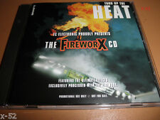 FIREWORX tc electronic CD dry wet guitar drum bass synth organ PROMO ult effects
