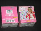 2 BOX BOITES 100 POCHETTES PANINI VIOLETTA DISNEY = 500 IMAGES STICKERS