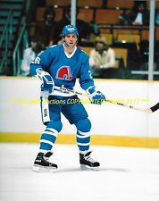 PETER STASTNY In ACTION 8x10 Photo QUEBEC NORDIQUES HOF GREAT~L@@K