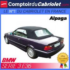 Capote Bmw E36 cabriolet en Alpaga avec poches latérales