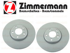 Zimmermann  Set of 2 Front Brake Disc BMW F02 F07 F10 528 535 650 740 NEW