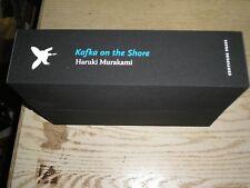 Signed  Haruki Murakami, KAFKA ON THE SHORE, CENTIPEDE PRESS LTD NUMBERED COPY