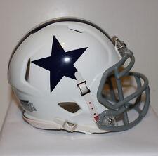 2012 Dallas Cowboys Speed Riddell Custom Mini Helmet - Rare