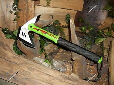 Z-hunter/Hatchet/Throwing Axe/Tomahawk/Spiked/440SS/Camping/Survival/Zombie