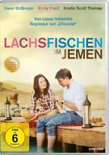 DVD - Lachsfischen im Jemen mit Ewan McGregor und Emily Blunt - NEU - OVP