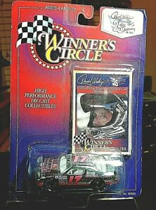 1997 Winner's Circle Darrell Waltrip 17 Weston Auto Chrome 25th Anniversary