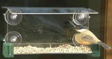 Songbird Essentials Open Diner Window Feeder Bird Feeder SE541