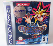 Yo-Gi-Oh Dungeondice Monsters GBA Game Boy Advance Japan New