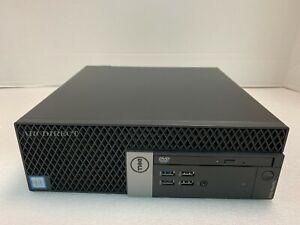 Dell OptiPlex 5040 SFF i5 6500 3.20GHz 16GB RAM 240GB SSD Desktop PC Win 10 Pro