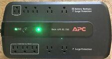 Apc Be750G Back-Ups: 750Va 120V/10-Outlets & Surge Protection (No Battery)