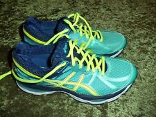 Women's Asics Gel Cumulus 17 running shoes sneakers size 6 MINT