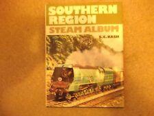 Southern Region Steam Album, 1948-67 by S.C. Nash (Hardback, 1974)