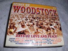 Spirit Of Woodstock  - 3 CD BOX--OVP