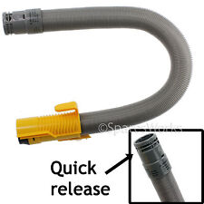 Yellow / Silver HOSE for DYSON DC07 Animal Origin Hoover Vacuum Cleaner 4m