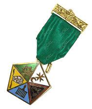 Masonic Allied Masonic Degree Composite Jewel - BRAND NEW