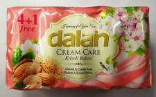 Toilet soap Dalan Cream Care Almond milk and cream 70gx5 (350g)