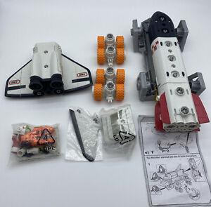 Matchbox Mega Rig Shuttle Mission - Incomplete - Replacement Parts - Parts Lot