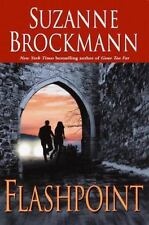 Troubleshooter: Flashpoint No. 7 by Suzanne Brockmann (2004, Hardcover)