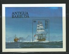 Antiqua/Barbuda Sc 749 Ss Man of War Ship
