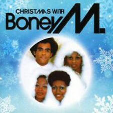 Boney M Christmas With Boney m. NEW CD