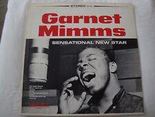 GARNET MIMMS SENSATIONAL NEW STAR VINYL LP GUEST STAR RECORDS GS-1907, STEREO