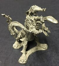 D&D 7 HEADED HYDRA PEWTER RAL PARTHA 1986