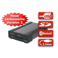 XCarLink 2 USB AUX SD Adapter Music Interface Bluetooth für Ford 6000CD 6000CDC