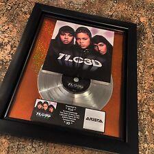 Tlc 3D Platinum Record Album Disc Music Award Mtv Grammy Riaa