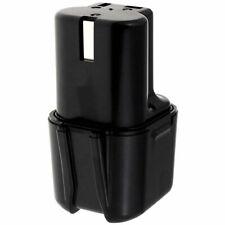 Battery for Hitachi Type/Ref. B-2  NiMH 2000mAh 7,2V 2000mAh/14,4Wh