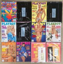 Playboy 2000 Full Year 12 Issues 5 sealed Carmen Electra Chyna Bijou Phillips