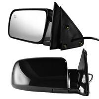 Left & Right Mirror Kit for Avalanche, Silverado, Suburban, Tahoe, Sierra, Yukon