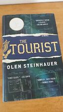 "Olen Steinhauer SIGNED ""The Tourist"" (Hardcover 1st/1st)"