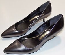Boutique 9 Women's Sophina High Heels Size 6 Shoes Chrome / Silver Pointed Toe